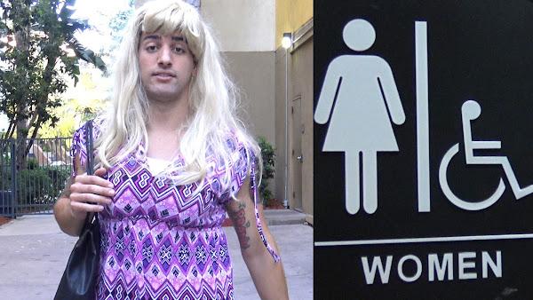Αυτά πάνε μαζί !!Ομοφυλόφιλοι, Παιδερασταί, Σχιζοφρενείς, Σαδισταί! δεύτερο περιστατικό που  δήλωνε «γυναίκα»,και μέσα σε γυναικείες τουαλέτες βίασε κοριτσάκι 10 χρονών