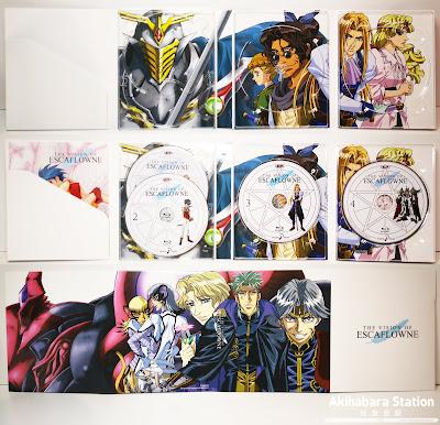 """Anime: Reseña de """"La Visión de Escaflowne"""" edición Blu-Ray Coleccionista - Selecta Visión"""