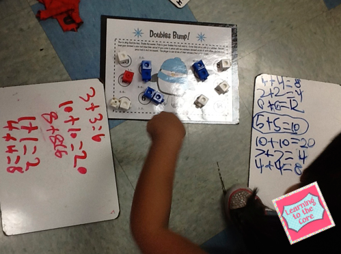 Using Doubles and Near Doubles to Promote Fact Fluency