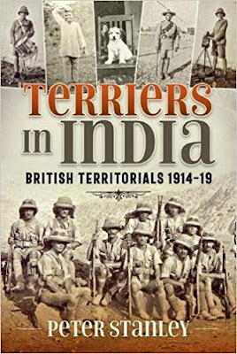 Terriers in India: British Territorials 1914-19