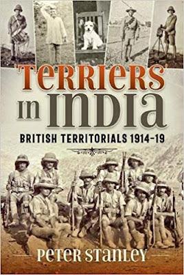 Terriers in India: British Territorials 1914-19