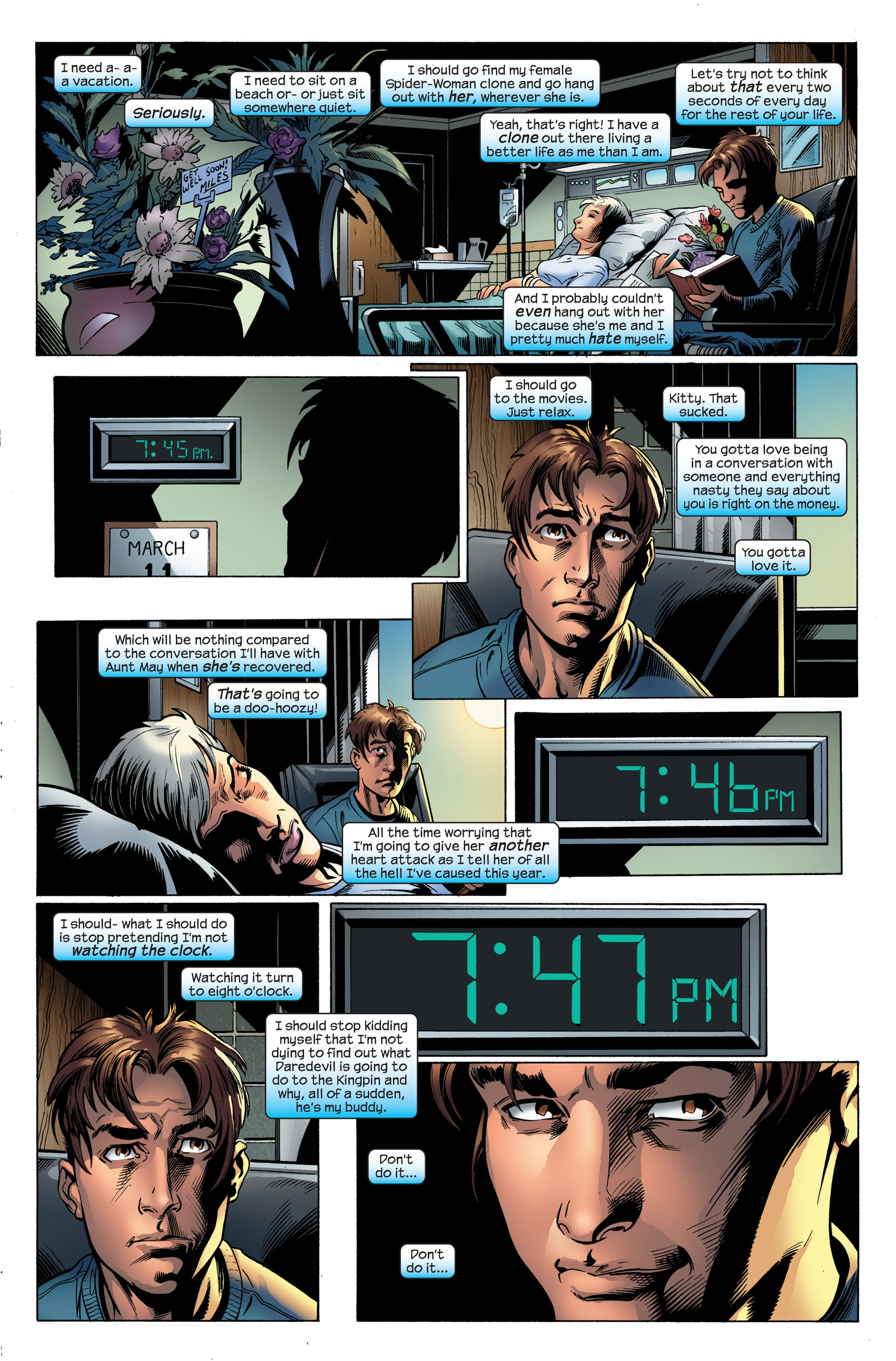Read online Ultimate Spider-Man (2000) comic -  Issue #107 - 11