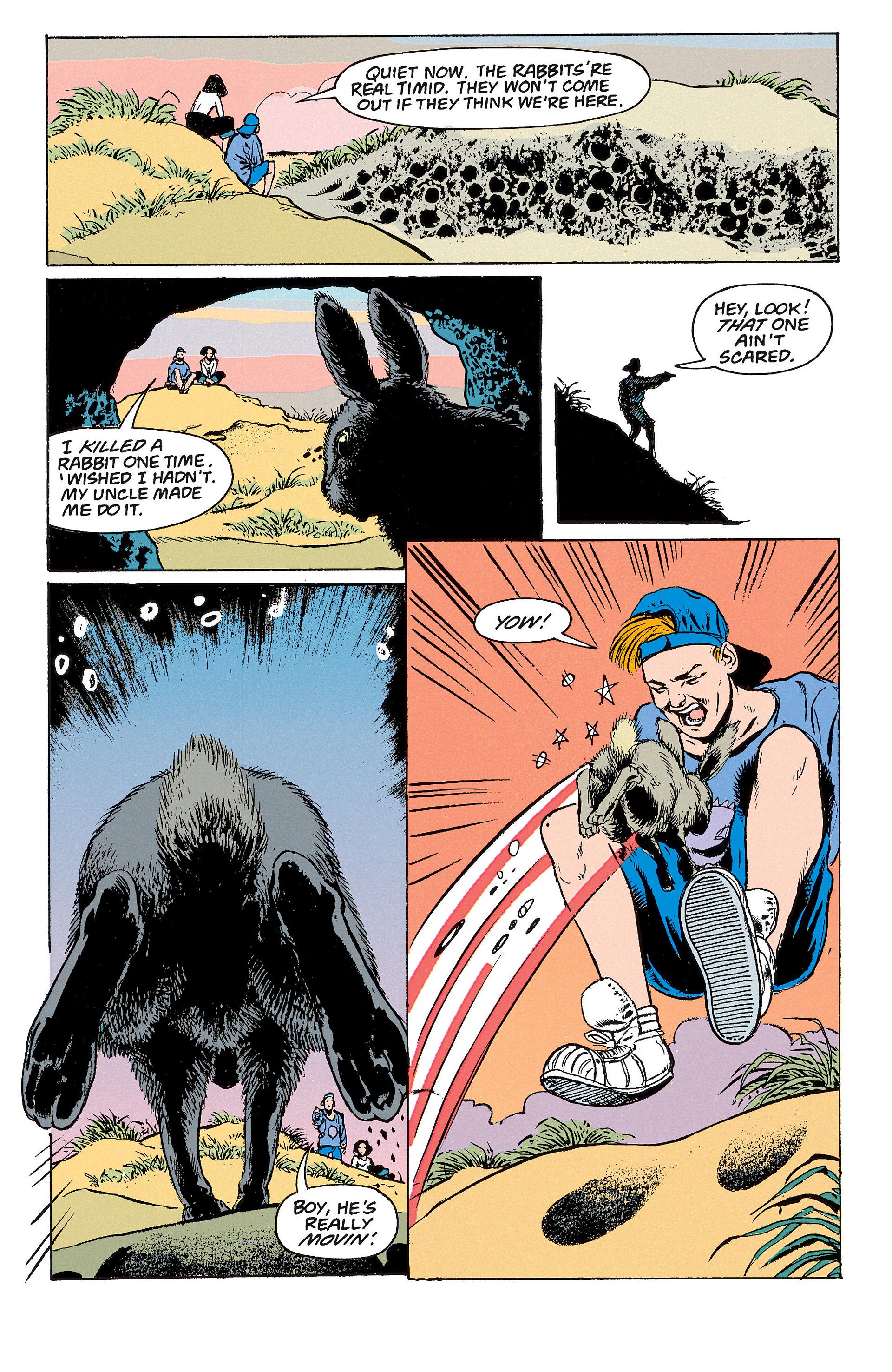 Read online Animal Man (1988) comic -  Issue #62 - 8