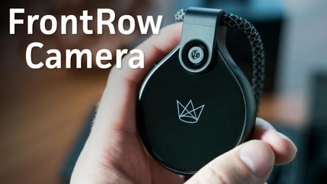Camera like a locket