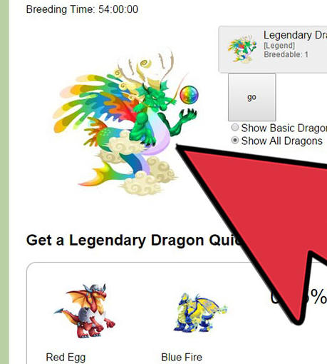 on dragon city how to sell dragons