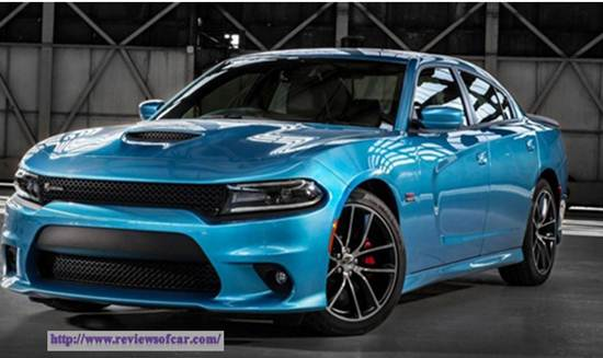 2017 Dodge Charger SRT Hellcat Reviews