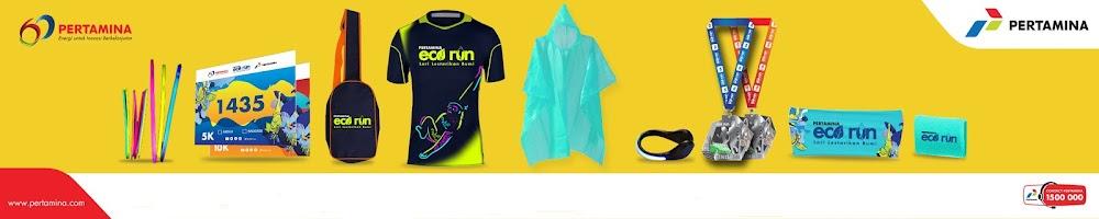Route Pertamina Eco Run • 2017