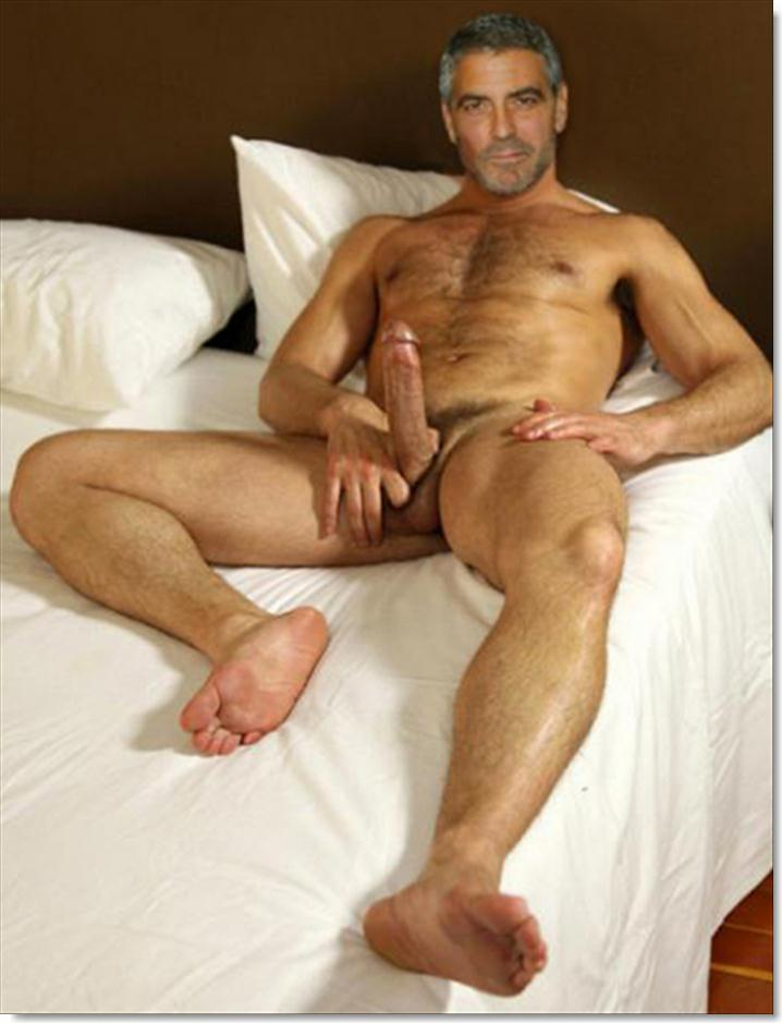George clooney nude fakes