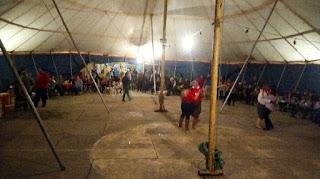 SEMANA FARROUPILHA: Primeira noite da 17° Semana Farroupilha do Ibaré movimenta o Segundo Distrito