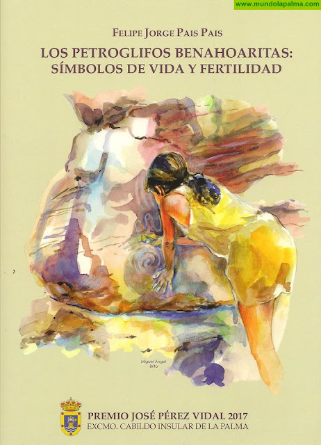 Presentan la monografía de Jorge Pais sobre los petroglifos benahoaritas, distinguida con el Premio José Pérez Vidal