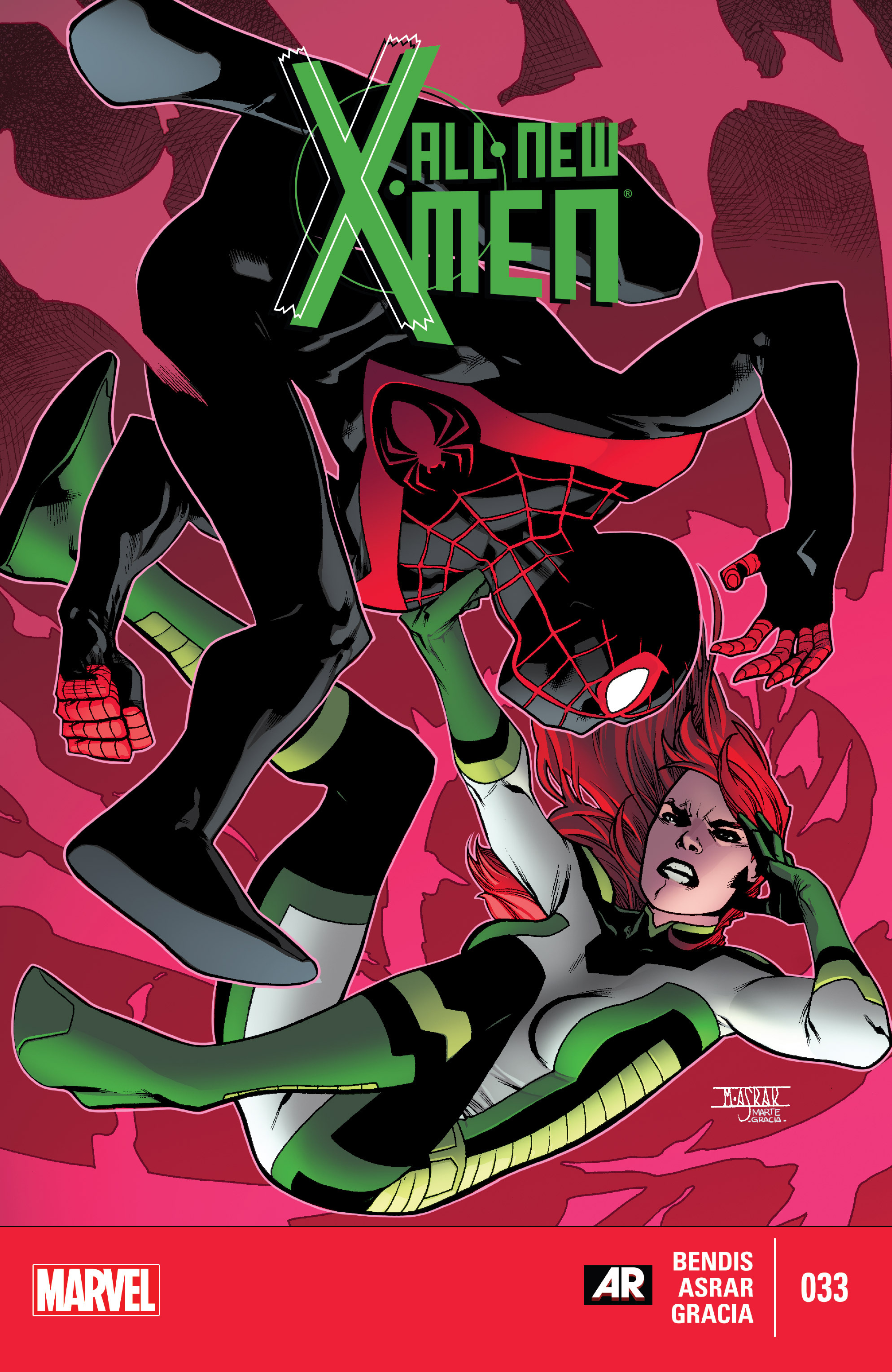 Read online All-New X-Men (2013) comic -  Issue #33 - 1