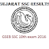 Gujarat SSC 10th ClassResult 2016 - GSEB 10th Result 2016