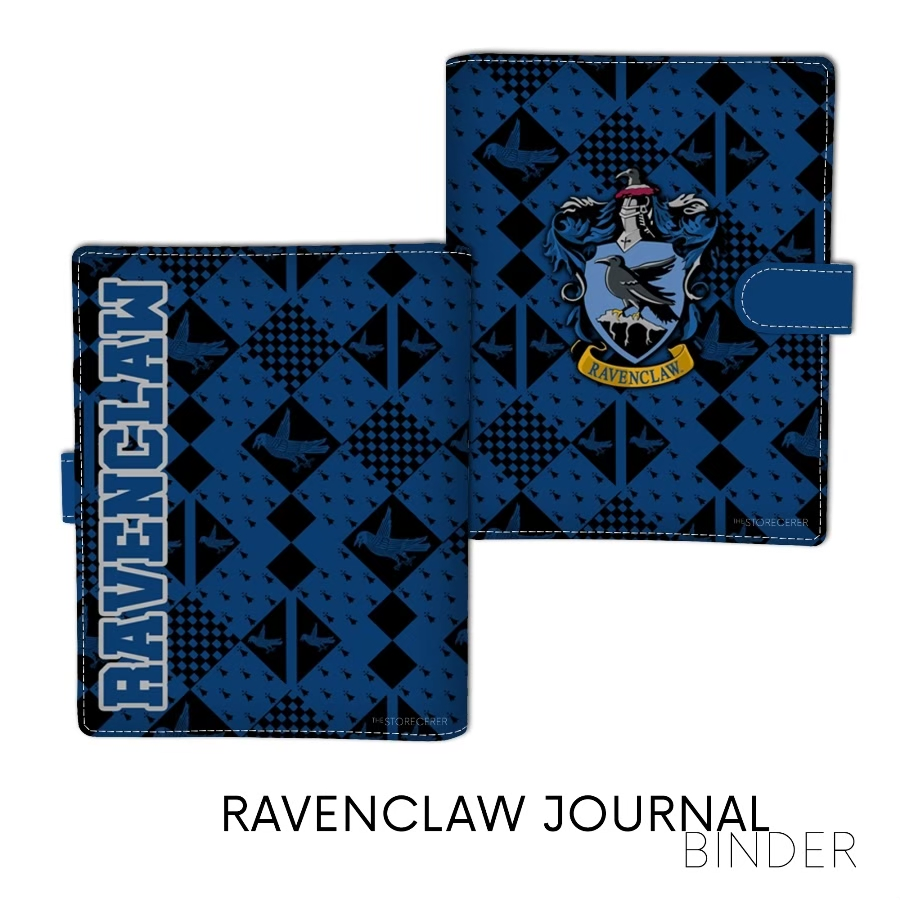 Binder Jurnal Ravenclaw