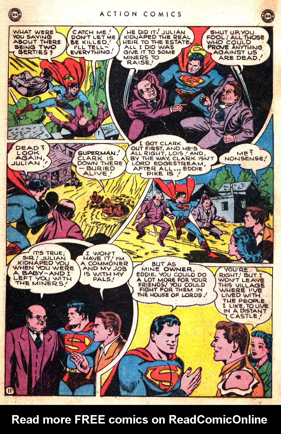 Read online Action Comics (1938) comic -  Issue #106 - 13