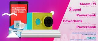 Kuis Testimoni Rumahku Berhadiah Camera, gadget dan Powerbank