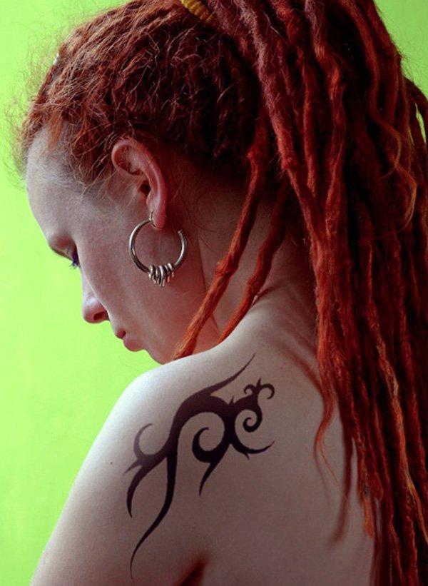tatuajes tribal de tigres