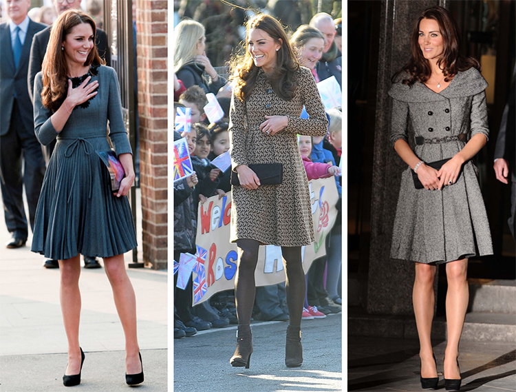 Commoner To Duchess Of Cambridge 5 Years On A Look At Kates Style Transformation