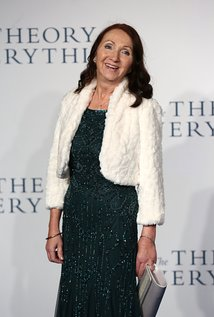 Jane Hawking. Director of The Theory Of Everything