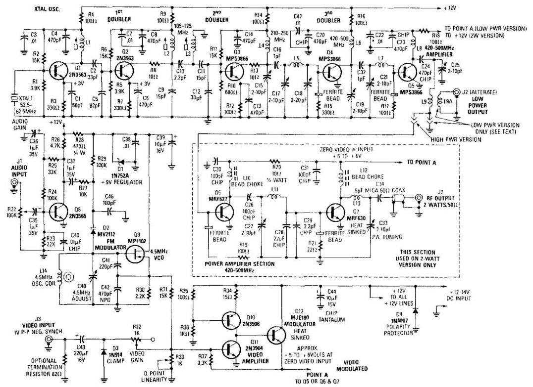 Circuit Diagrams June