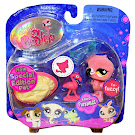 Littlest Pet Shop Portable Pets Flamingo (#800) Pet