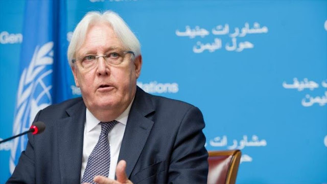 """ONU pide """"avances sustanciales"""" hacia el fin de la guerra en Yemen"""
