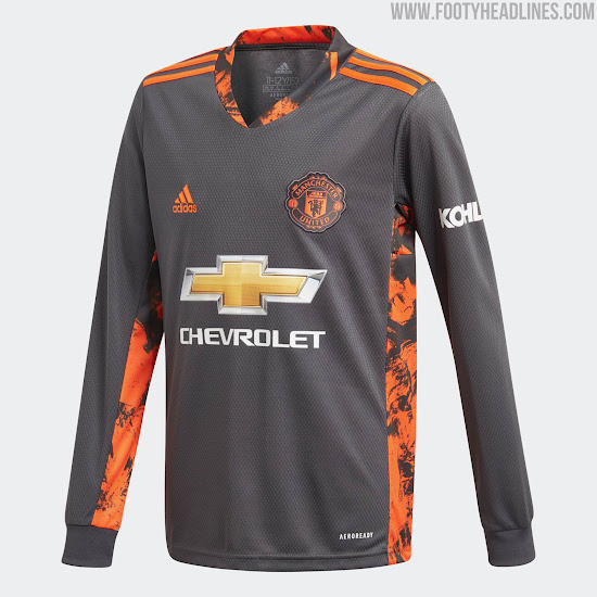 Manchester United 20 21 Goalkeeper Kit Released Footy Headlines