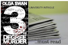Third Degree Murder by Olga Swan
