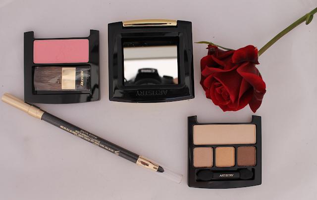 maquillaje de artistry