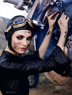 Steampunk and dieselpunk special fx makeup for dirty jobs like engineer, mechanic, factory worker. etc. Diy/tutorial on makeup for working class cosplay and costumes.