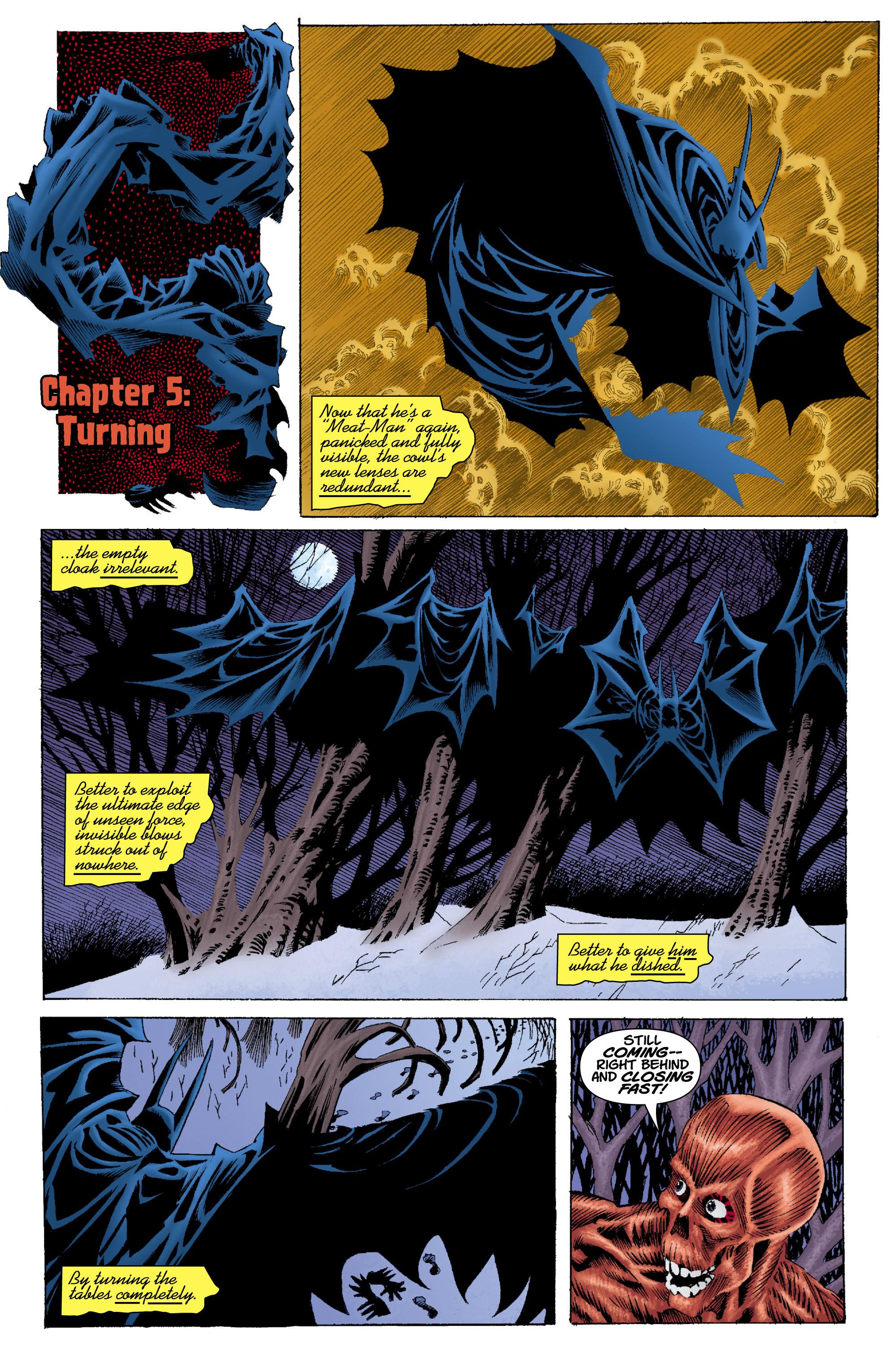 Read online Batman: Unseen comic -  Issue #5 - 16
