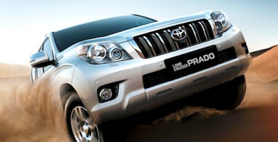 2019 Toyota Prado Revue, prix, spécifications et date de sortie Rumeur