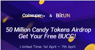 Buruan | Gratis Jutaan Rupiah dari Coin Super dan BUCC | Kuota Terbatas