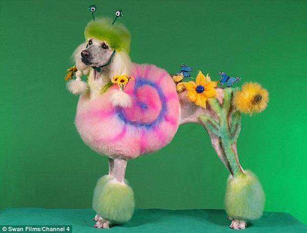 18 bộ cánh giải nhiệt ngày hè của các fashionista giới động vật