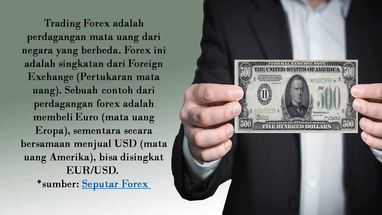 Menemukan Peluang Trading Dalam Pasar Forex - Artikel Forex