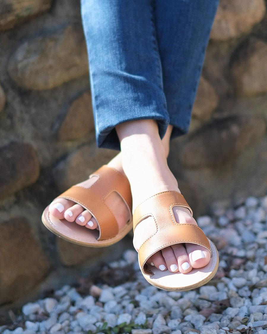 hermes sandals dupe under $10