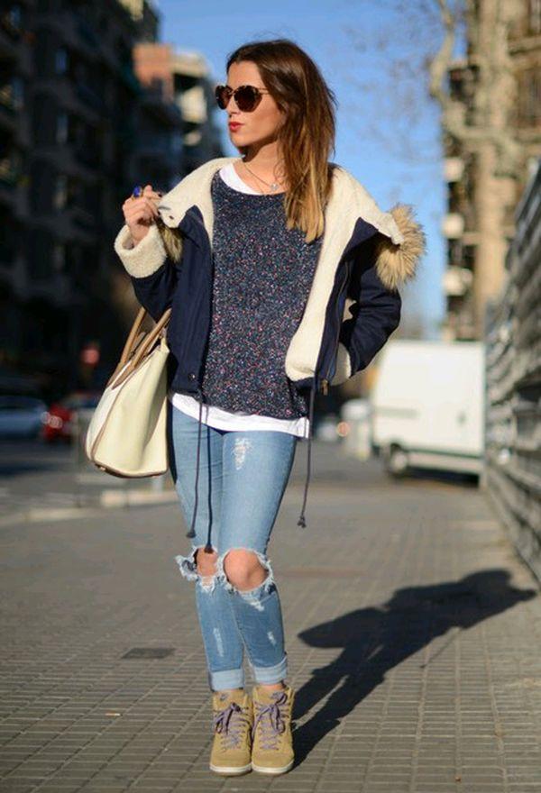 Sweaters moda