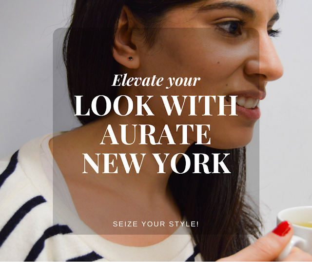 Elevate your look with AUrate New York