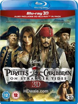 Pirates of the Caribbean On Stranger Tides (2011) BluRay