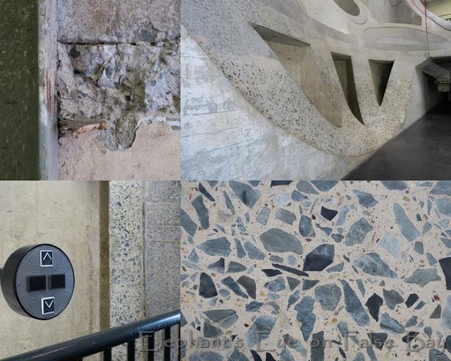 Silky concrete