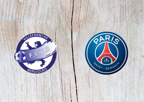 Villefranche Beaujolais vs Paris Saint-Germain Full Match & Highlights 6 Feb 2019