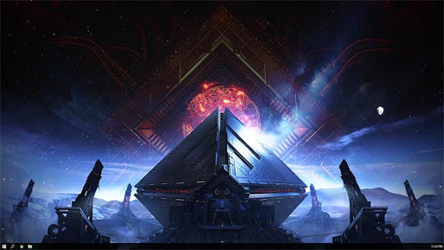 Destiny 2 - Warmind - 4K Wallpaper Engine