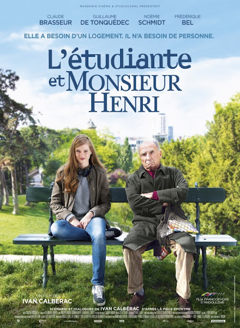 L'étudiante et Monsieur Henri (2015) ταινιες online seires oipeirates greek subs