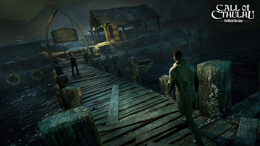 Call of Cthulhu: nuovo trailer al Gamescom