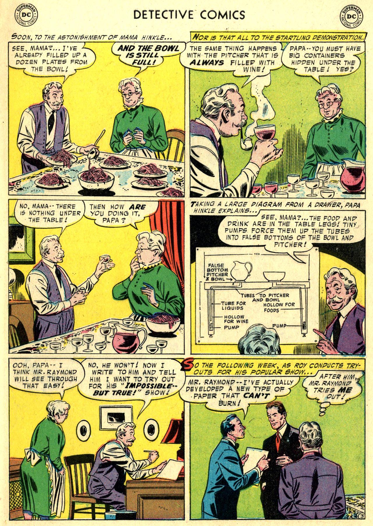Read online Detective Comics (1937) comic -  Issue #236 - 29