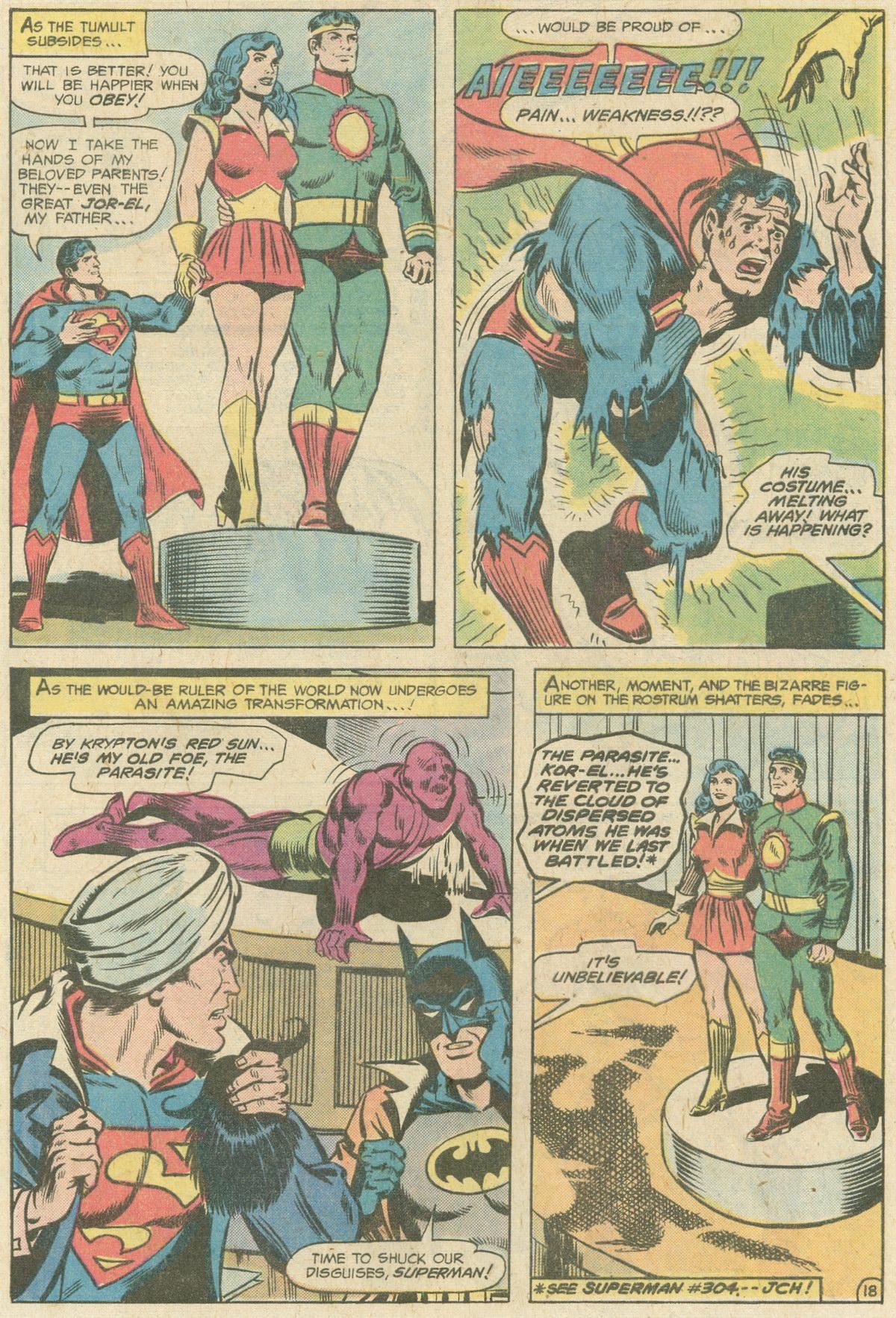 Read online World's Finest Comics comic -  Issue #247 - 25