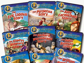Standing Firm in the Faith - Torchlighters DVDs for Kids