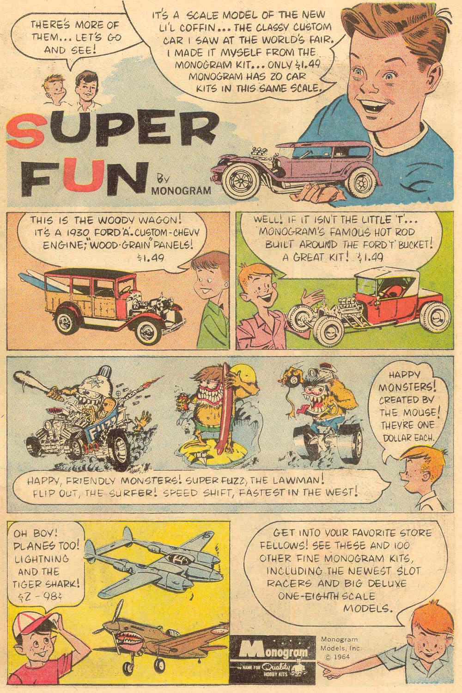 Strange Adventures (1950) issue 176 - Page 7
