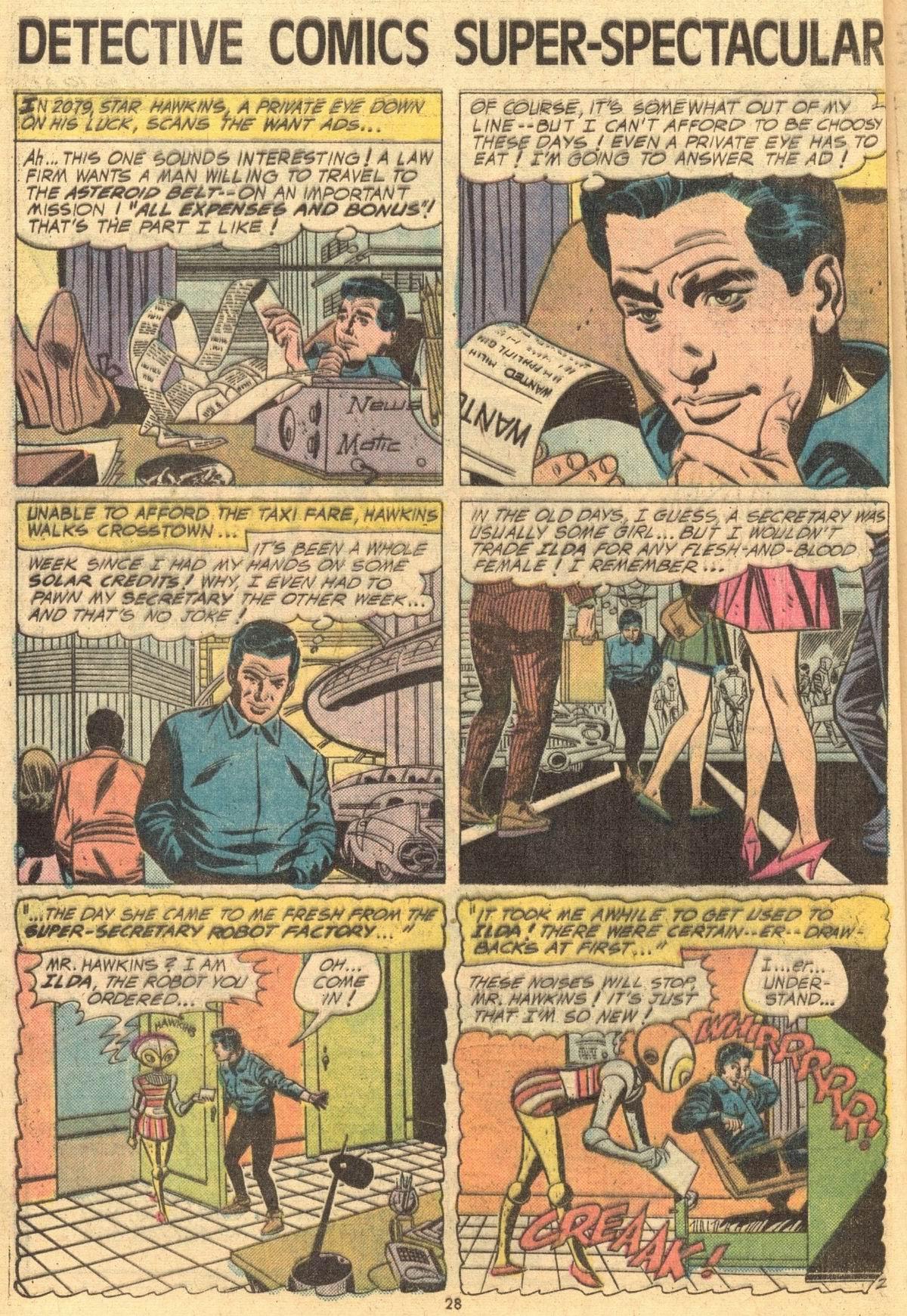 Detective Comics (1937) 444 Page 27