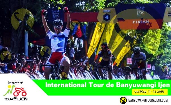 Banyuwangi Tour de Ijen 2016
