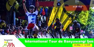 Informasi dan Jadwal Banyuwangi Tour de Ijen 2016